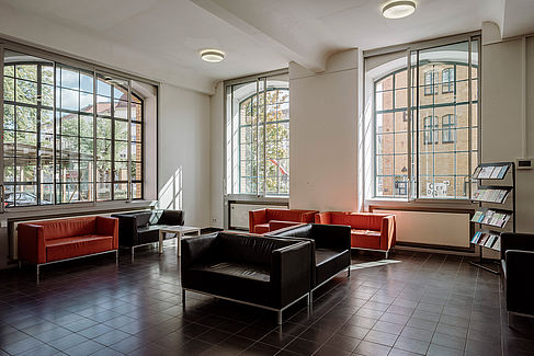 Foyer Dekanat FB 5 © HTW Berlin