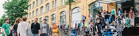 Banner-International © HTW Berlin