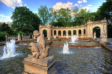 Der Märchenbrunnen © Thomas Otto - stock.adobe.com