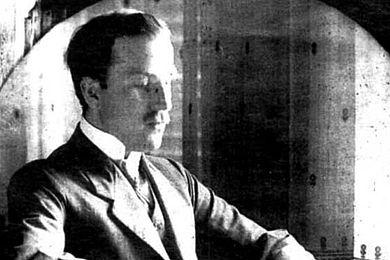 Jan Czochralski um 1910