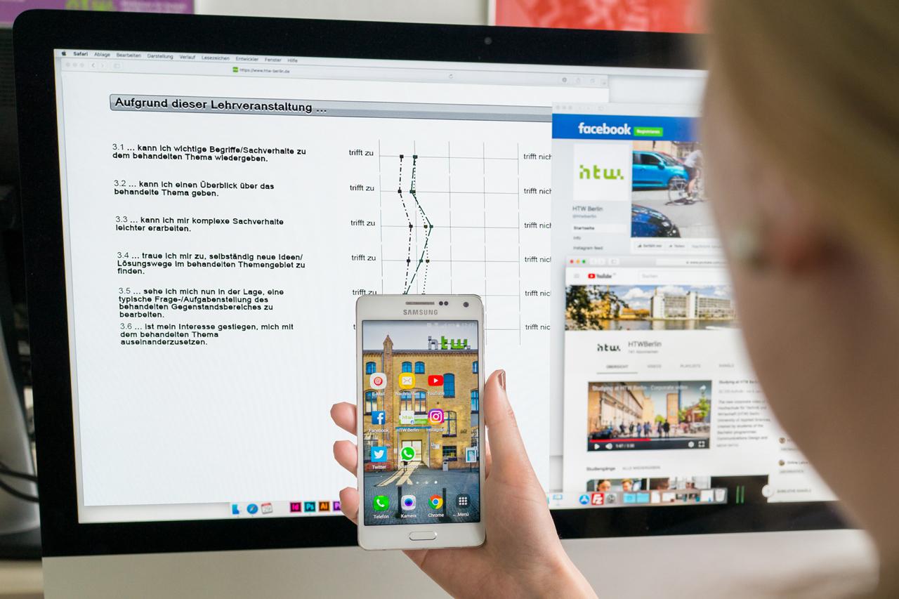 Online-Befragung von Studieninteressierten an der HTW Berlin HTW Berlin/Adina Herde